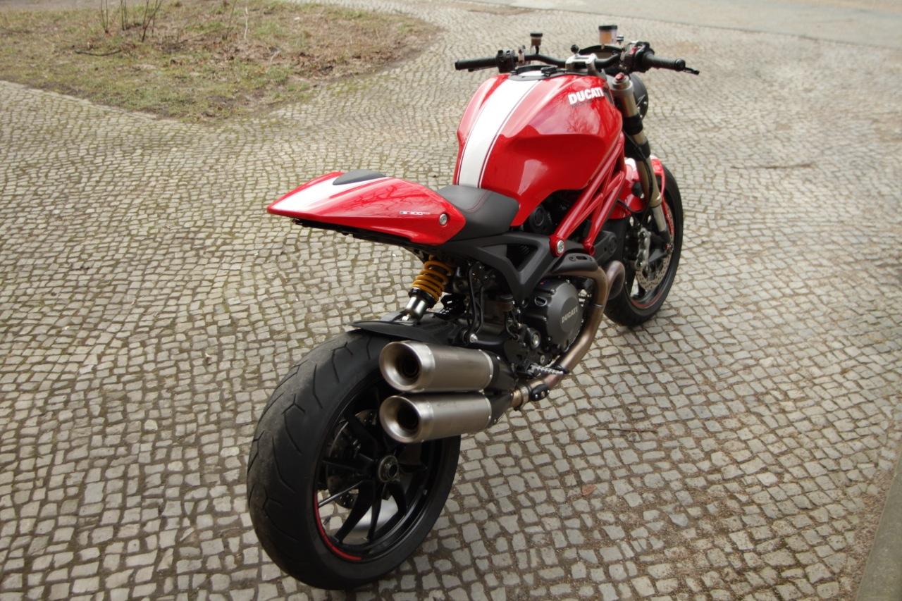 Ducati Monster Evo Abs