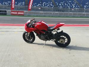 Ducati4U Lausitzring 2015 - 11